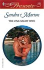 The One-Night Wife (Harlequin Presents, No 2435)