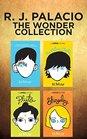 R J Palacio - The Wonder Collection Wonder The Julian Chapter Pluto Shingaling
