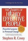 The 7 habits of Highly Effective People : 15th Anniversary Edition