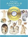 Full-Color Angels CD-ROM and Book