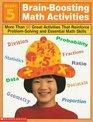 Brain-Boosting Math Activities  Grade 5