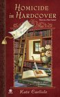 Homicide in Hardcover (Bibliophile, Bk 1)