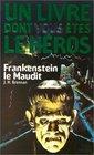 Epouvante  tome 2  Frankenstein le maudit
