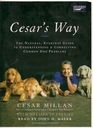 Cesar's Way The Natural Everyday Guide to Understanding  Correcting Common Dog Problems