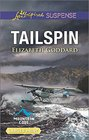 Tailspin (Mountain Cove, Bk 5) (Love Inspired Suspense, No 527) (Larger Print)