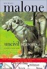 Uncivil Seasons (Savile and Mangum, Bk 1)
