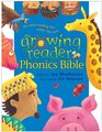 Growing Reader Phonics Bible  Listening Edition Pack