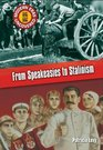 From Speakeasies To Stalinism The Early 1920s To The Mid 1930s
