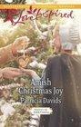 Amish Christmas Joy (Brides of Amish Country, Bk 9) (Love Inspired, No 819)