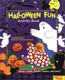 Halloween Fun Activity Book