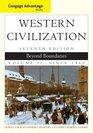 Cengage Advantage Books Western Civilization Beyond Boundaries Volume II
