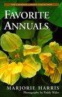 Majorie Harris' Favorite Annuals