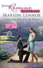 Cinderella: Hired by the Prince (In Her Shoes) (Harlequin Romance, No 4186) (Larger Print)