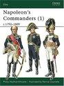Napoleon's Commanders  C1792-1809