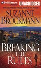 Breaking the Rules (Troubleshooters, Bk 16) (Audio CD-MP3) (Unabridged)