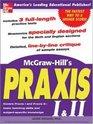 McGrawHill's Praxis I  II Exam