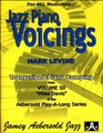 Jazz Piano Voicings  Transcribed From Volume 50 'Magic Of Miles'