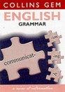 Gem English Grammar