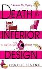 Death by Inferior Design