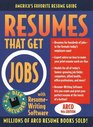 Arco Resumes That Get Jobs With Resume-Writing Software  9th ed