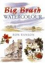 Big Brush Watercolour
