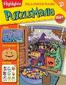 Puzzlemania Halloween Puzzles
