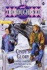 Cindy's Glory (Thoroughbred, Bk 14)