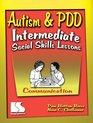 Autism  PDD Intermediate Social Skills Lessons Communication