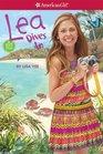 Lea Dives In (American Girl: Lea, Bk 1)