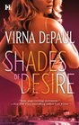 Shades of Desire (Special Investigations Group, Bk 1)