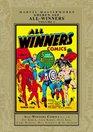 Marvel Masterworks Golden Age AllWinners  Volume 1