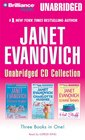 Janet Evanovich CD Collection Full Bloom / Full Scoop / Hot Stuff