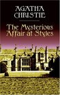 The Mysterious Affair at Styles (Hercule Poirot, Bk 1)
