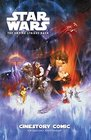 Star Wars The Empire Strikes Back Cinestory Comic Collector's Edition