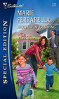 Mother in Training (Talk of the Neighborhood, Bk 4) (Silhouette Special Edition, No 1785)
