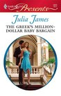 The Greek's Million-Dollar Baby Bargain (Harlequin Presents, No 2805)