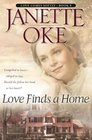 Love Finds a Home (Oke, Janette, Love Comes Softly Series, Bk. 8.)