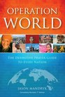 Operation World - PB 2010  CD ROM Set The Definitive Prayer Guide to Every Nation