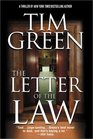 The Letter of the Law (Casey Jordan, Bk 1)