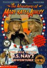The Case of the U.S. Navy Adventure: A Novelization (Adventures of Mary-Kate & Ashley, #9)
