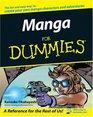 Manga For Dummies (For Dummies (Sports & Hobbies))