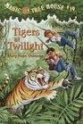 Tigers at Twilight (Magic Tree House, Bk 19)