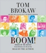 Boom! Aftershocks of the Sixties (Audio CD) (Abridged)