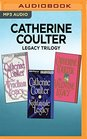 Catherine Coulter Legacy Trilogy The Wyndham Legacy The Nightingale Legacy The Valentine Legacy