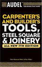 Audel Carpenters and Builders Tools Steel Square Joinery