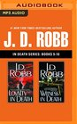 J D Robb - In Death Series Books 9-10 Loyalty in Death Witness in Death