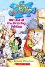 The Case of the Vanishing Painting (Jigsaw Jones, Bk 25)