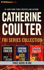 Catherine Coulter - FBI Series Collection Split Second Backfire Bombshell