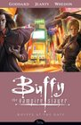 Buffy the Vampire Slayer Volume 3 Wolves at the Gate