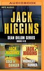 Jack Higgins  Sean Dillon Series Books 910 Edge of Danger  Midnight Runner